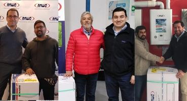 Ganadores JUNIO Calderas Aqua Plus