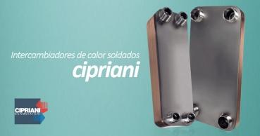 Intercambiadores de calor sellados Cipriani
